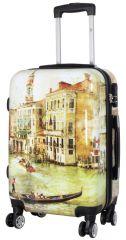 Cestovní polykarbonátový kufr VENICE malý S