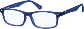 Brýle na počítač BLF BOX 83C BLUE bez dioptrií MONTANA EYEWEAR E-batoh