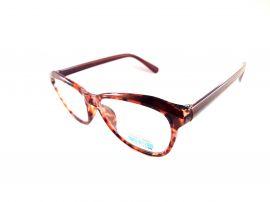 Dioptrické brýle P2.01/ +0,50 světlo-hnědý rámeček2