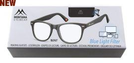 Brýle na počítač BLF BOX 67 BLACK +1,50