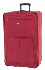 Cestovní kufr Dielle L 748-70-02 červená