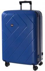 Cestovní kufr Dielle L PPL8-70-05 modrá