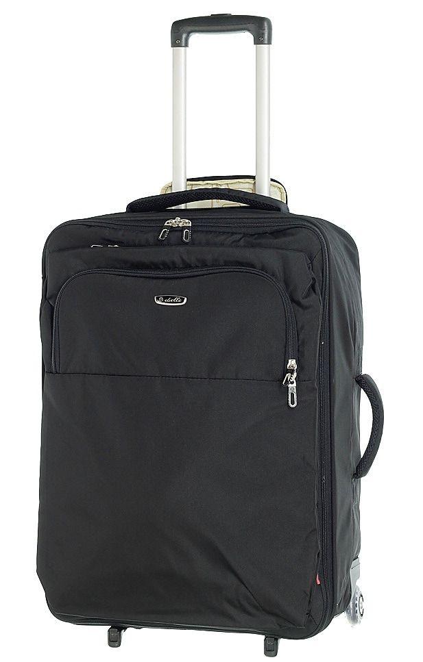 Cestovní kufr Dielle M 630-60-01 černá