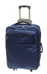 Cestovní kufr Dielle M 630-60-05 modrá