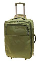 Cestovní kufr Dielle M 630-60-31 zelená