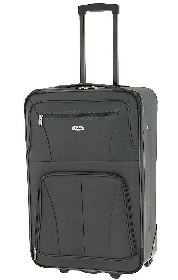 Cestovní kufr Dielle M 748-60-23 antracitová