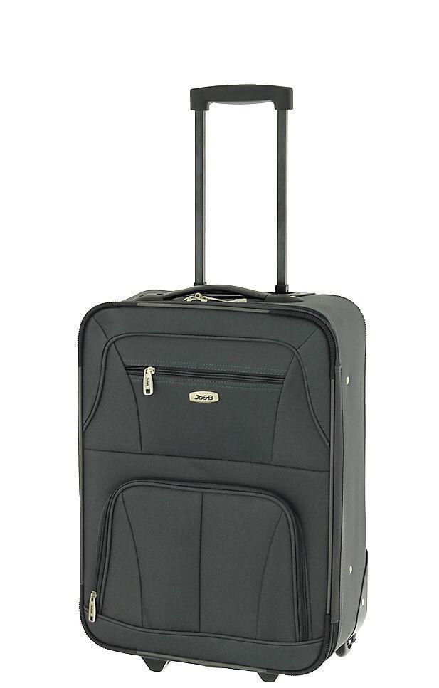Cestovní kufr Dielle S 748-50-23 antracitová