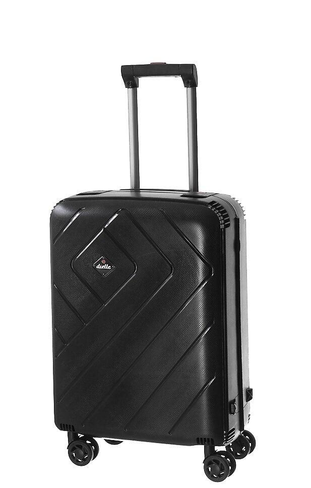 Cestovní kufr Dielle S PPL8-50-01 černá
