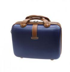 Kosmetický kufr Dielle 255-B-05 modrá