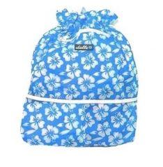 Nákupní skládací taška Dielle AV-11-05 modrá E-batoh