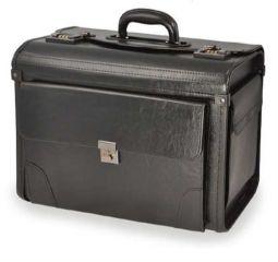 Pilotní kufr Dielle Diplomat 402M-01 černá