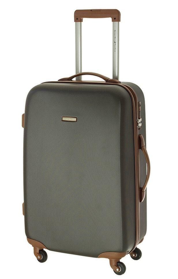 Cestovní kufr BHPC San Diego M BH-598-60-23 antracitová