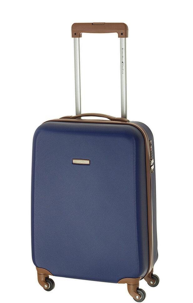 Cestovní kufr BHPC San Diego S BH-598-50-05 modrá