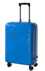 Cestovní kufr Dielle M PPL8-60-06 tyrkysová