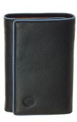 Peněženka Carraro Neon 854-NN-01 černá E-batoh