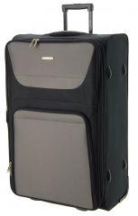 Cestovní kufr BHPC Travel 2W L BH-237-73-01 černá