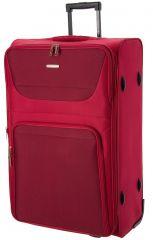 Cestovní kufr BHPC Travel 2W L BH-237-73-02 červená