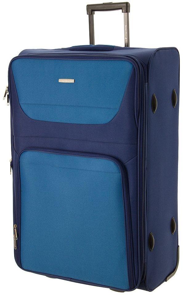 Cestovní kufr BHPC Travel 2W L BH-237-73-05 modrá