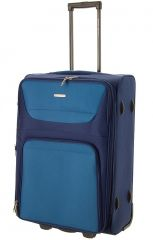 Cestovní kufr BHPC Travel 2W M BH-237-63-05 modrá
