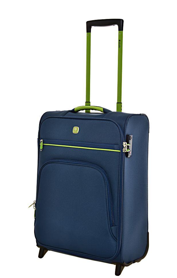 Cestovní kufr Dielle 2W S 10-50-05 modrá