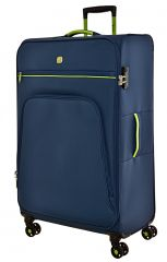 Cestovní kufr Dielle 4W L 10-70-05 modrá