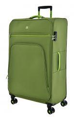 Cestovní kufr Dielle 4W L 10-70-33 zelená