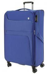 Cestovní kufr Dielle 4W L 610-70-05 modrá