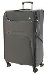 Cestovní kufr Dielle 4W L 610-70-23 antracitová