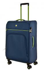 Cestovní kufr Dielle 4W M 10-60-05 modrá
