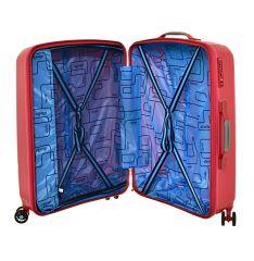 Cestovní kufr Dielle 4W M E-batoh