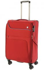Cestovní kufr Dielle 4W M 610-60-02 červená