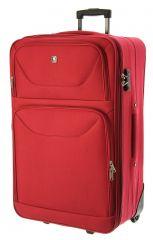 Cestovní kufr Dielle L 211-70-02 červená