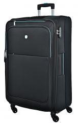Cestovní kufr Dielle L  720-70-01 černá