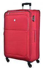 Cestovní kufr Dielle L  720-70-02 červená