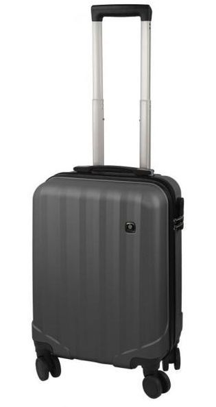 Cestovní kufr Dielle S 90-55-23 antracitová