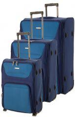 Cestovní kufry set 3ks BHPC Travel S,M,L