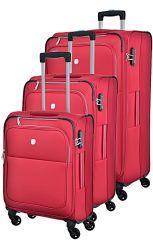 Cestovní kufry set 3ks Dielle S,M,L