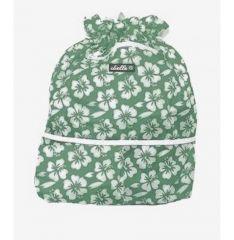 Nákupní skládací taška Dielle AV-11-31 zelená
