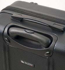 Cestovní kufr MIA TORO M1210/3-L - zlatá E-batoh