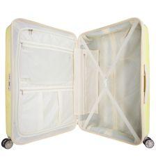 Cestovní kufr SUITSUIT® TR-1220/3-L - Fabulous Fifties Mango Cream E-batoh