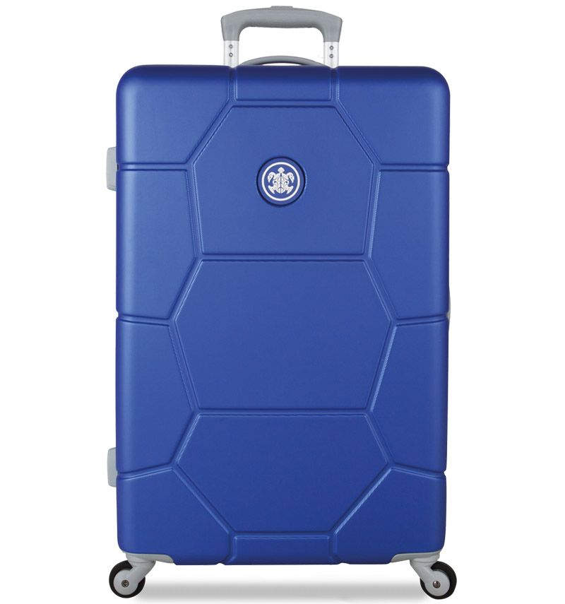 Cestovní kufr SUITSUIT® TR-1225/3-M ABS Caretta Dazzling Blue