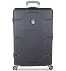 Cestovní kufr SUITSUIT® TR-1226/3-M ABS Caretta Cool Grey