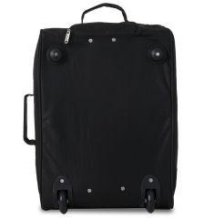 Kabinové zavazadlo CITIES T-830/1-55 - černá/červená E-batoh