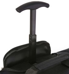 Kabinové zavazadlo CITIES T-830/1-55 - vínová E-batoh