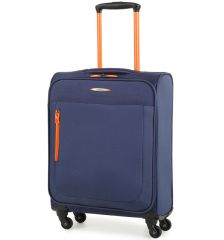 Kabinové zavazadlo MEMBER'S TR-0137/3-S - modrá