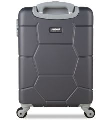 Kabinové zavazadlo SUITSUIT® TR-1226/3-S ABS Caretta Cool Grey E-batoh