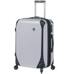 Cestovní kufr MIA TORO M1021/3-L - bílá