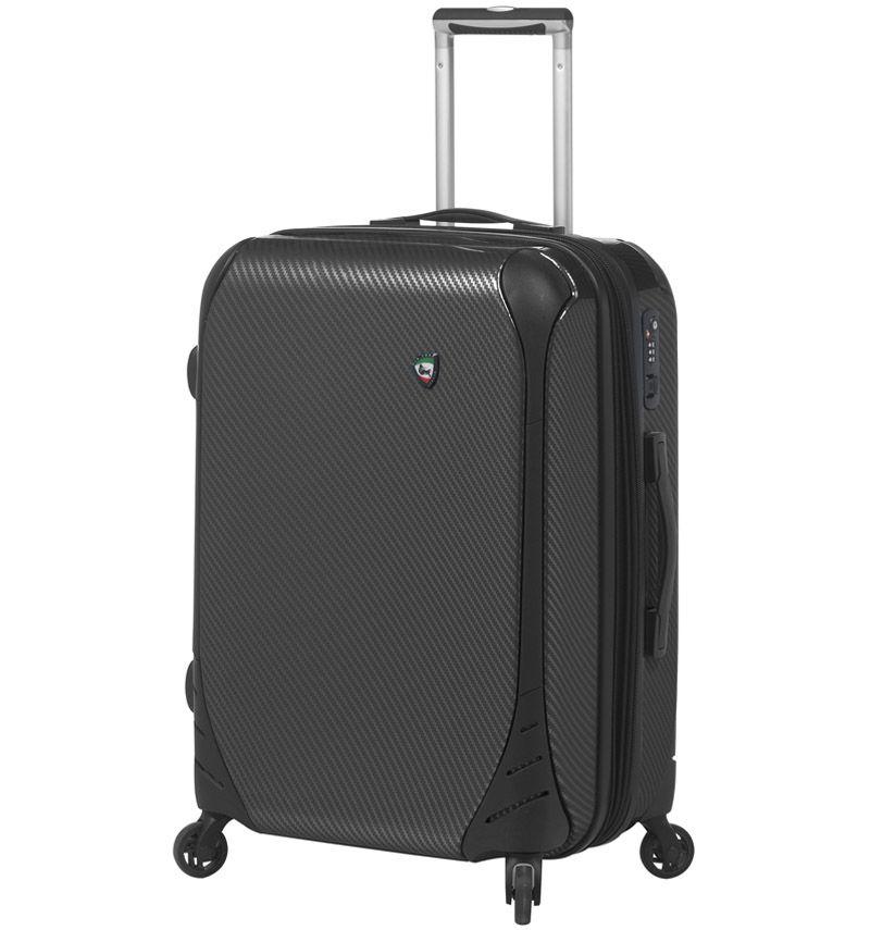 Cestovní kufr MIA TORO M1021/3-L - černá