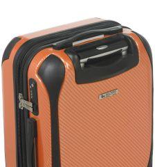 Cestovní kufr MIA TORO M1021/3-M - oranžová E-batoh