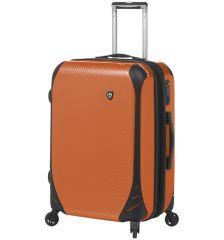 Cestovní kufr MIA TORO M1021/3-M - oranžová